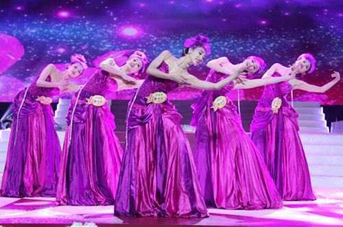 舞步蛇 女人花